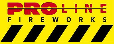 proline fireworks vuurwerk logo